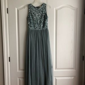 Prom/Evening/Bridesmaid Floor Length Dress
